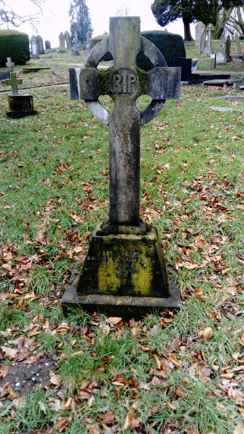 MARY ANN BYRNES 1866 - 1922