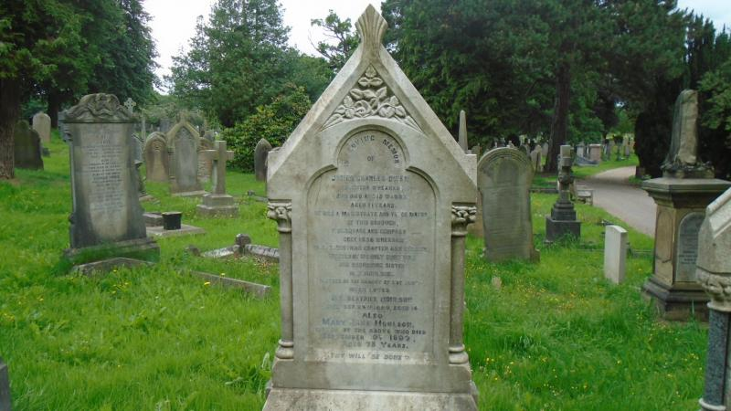 James Charles Owen (1872 – 1873 & 1877 – 1878)