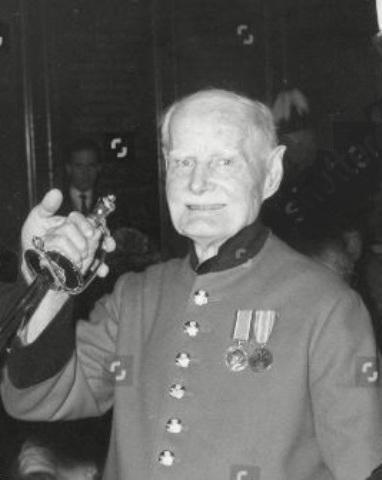 GEORGE ALDERSON  1869 - 1965