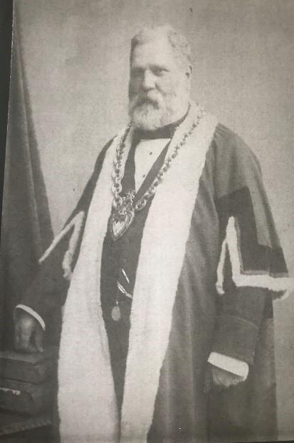 Thomas Rowland (1868 – 1869 & 1881 – 1882)