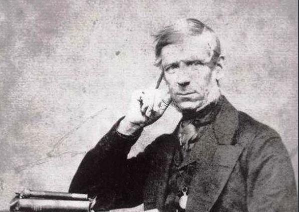 JOHN BRADSHAW, LATE D.C.C. OF DENBIGHSHIRE DIED DEC 4, 1886