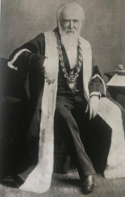John Jones (1878 – 1888)