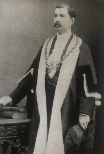 Robert Henry Done (1893 – 1894)