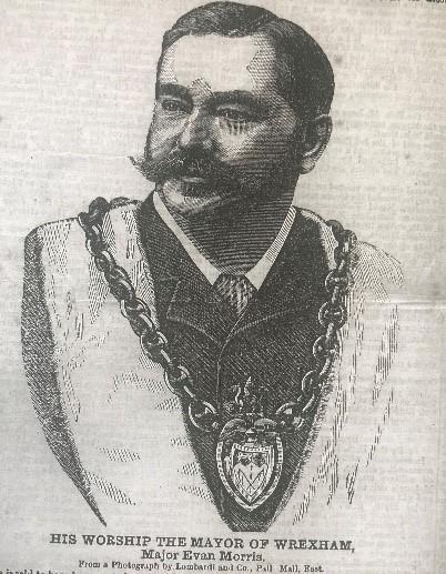 Sir Evan Morris (1888 – 1889)
