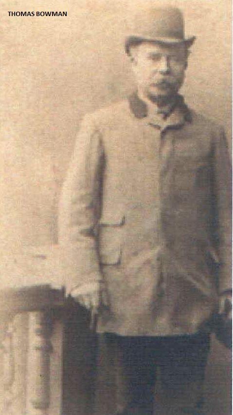 EMMA TURNER (BOWMAN) 1846 – 1892