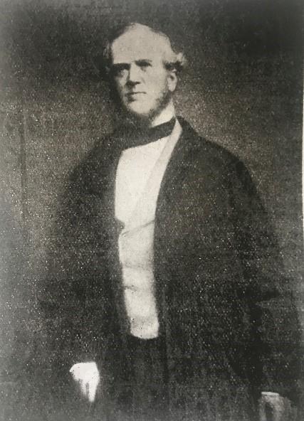 THOMAS EDGEWORTH (1857 – 1859)