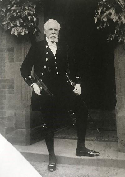 William Edge Samuel (1885 – 1886)